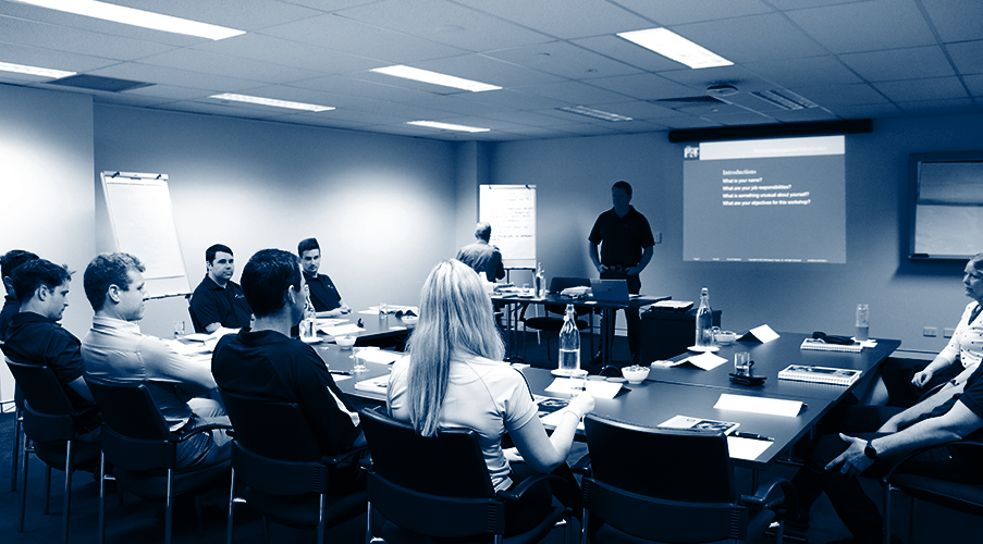 Bluefield Round Table: The Benefits of Remote Internal Collaboration