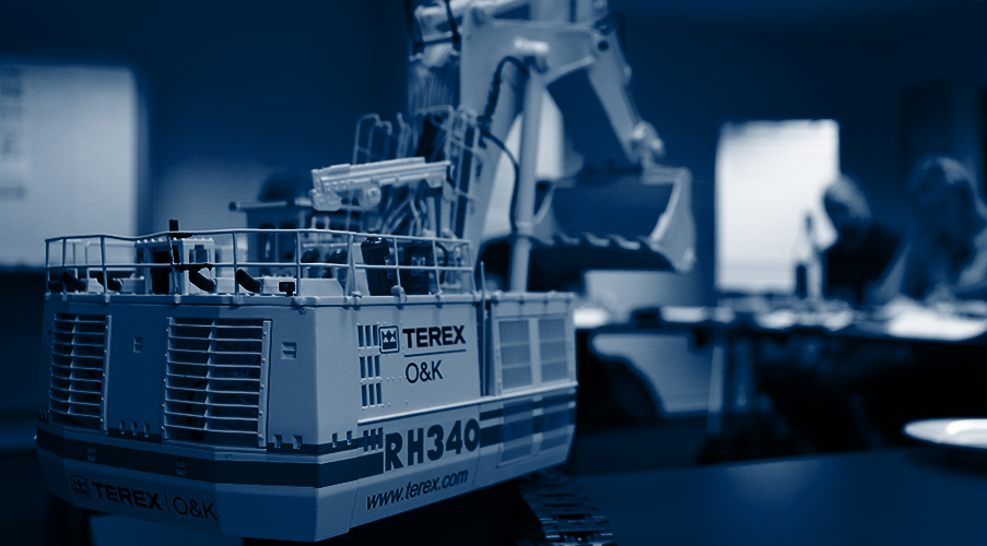 Rio Tinto's Kennecott Utah Copper Copperton Concentrator Plant