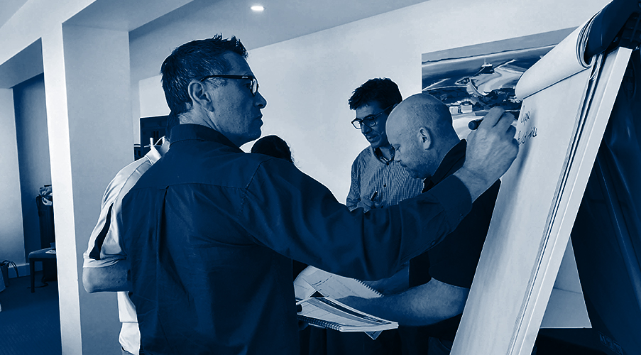 We Only Work For Two Reasons